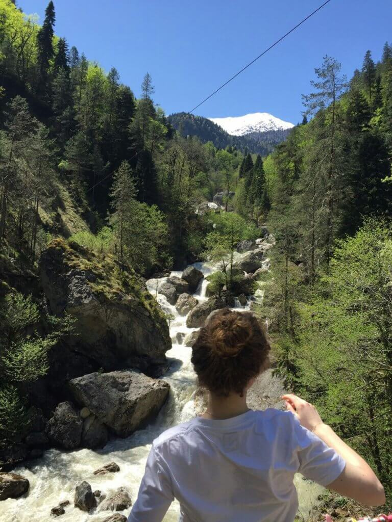 Абхазия отдых частный сектор Гагра без посредников. Экскурсии в горы.