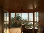Абхазия частный сектор эконом Гагра бюджетное жилье у моря