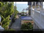 Гагра дорога от стадиона к морю и нашему гостевому дому на пляже