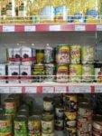 Абхазия Гагра цены на продукты питания