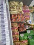 Абхазия Гагра цены на продукты питания Масло сливочное и маргарин в магазине мини маркете