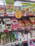 Абхазия Гагра цены на продукты питания Сладости в магазине мини маркете рядом с нашим гостевым домом